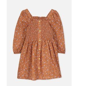 Cotton on kids Lindsay floral dress